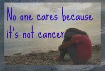 Chronic Illness / Living with chronic illness, pain, Lyme Disease, Fibromyalgia