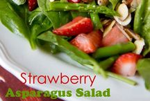 Salad Recipes / Some of my top favorite salad recipes. / by Jackie | I Heart Arts N Crafts