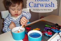 Toddler Crafts / A collection of the best crafts and learning activities for toddlers! / by Jackie | I Heart Arts N Crafts