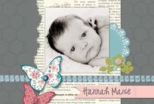 Scrapbooking Portraits / by Judy Chatham