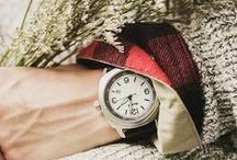 FALL In Love With WATCH IT! / Fall is in the air. Time to change up your wrist wear with rich tones, luxurious leathers, and over-sized comfy pieces! / by WATCH IT!