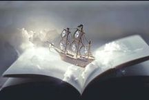 Books and Boats / Sail away with a good book. Or just enjoy reading by the water. / by Michelle Erica Green