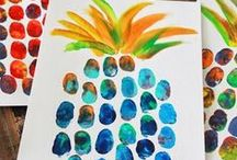 Art Projects For Kids / Easy and Awesome Art Projects For Kids Of All Ages!