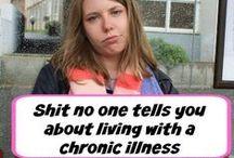 chronic illness humor / Finding humor through illness
