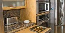 Kuchyně / Jak si prakticky uspořádat kuchyni