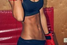 .<.I work outt.>. / by Lauren Michelle
