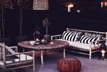 interior styling. garden. / by We Love This