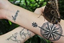 tattoos / by Megamaphone kins