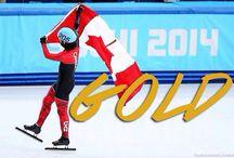 Olympics / Olympics, Olympians, sports, Team Canada, Canada, Canadian, London, Sochi, gymnastics / by Karen Rennick