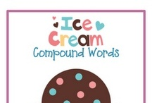 Teaching - ELA: Compound Words / by Shelee Brim
