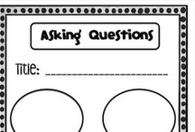 Teaching - ELA: Asking Questions / by Shelee Brim