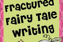 Teaching - ELA: Fairy Tales / by Shelee Brim