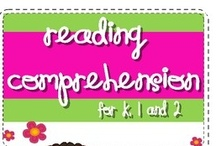 Teaching - ELA: Comprehension / by Shelee Brim