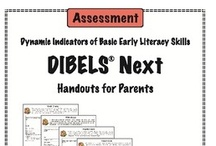 Teaching - ELA: DIBELS  / by Shelee Brim