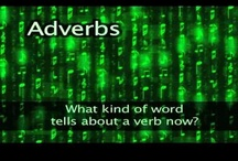 Teaching - ELA: Adverbs / by Shelee Brim