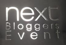 Next Blogging Events / Keep up to date with bloggers as they attend a number of Next blogging events across the UK. Take a sneak a peek at new Next collections, fun and the world of blogging from a Next perspective.  / by Next