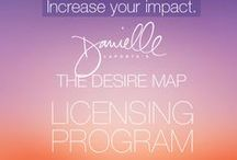 Desire Mapping & Personal Inspiration / How do you want to feel today?
