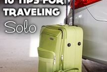 traveling tips / by Melissa Taylor