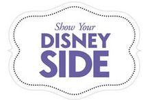 Disney Side / #DisneySide / by Ashley McLure