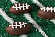 Game Night / Touch Down! Celebrate your favorite team with these game winning recipes and food. Monday Night Football just got better! Our favorite Tailgate recipes.