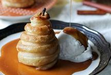 USA Pears: Poached Pear Recipes / by Clever Girls
