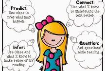 Reading Education / For My Grades PreK-12 Kids :)