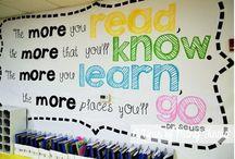 Bulletin Boards / K-12 friendly bulletin boards