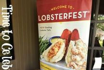 "Celebrate ""Lobsterworthy"" Ocassions at Red Lobster / Visit your local Red Lobster today to enjoy Lobsterfest and to celebrate your ""lobsterworthy"" occasion! For more details, visit http://clvr.li/1BUS7BR / by Clever Girls"