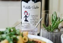 Middle Sister Wines / by Clever Girls