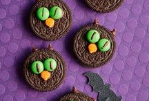 Halloween Headquarters / We are your Halloween Headquarters with all the spooky, salty and sweet recipes sure to make your party a hit!