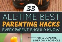 Parenting / Life Hacks / Parenting and Life Hacks to survive parenthood and life. Quick and Easy, Cheap