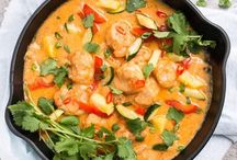 Seafood  / Crab, Scallops, & Shrimp