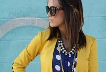 Fashion & Style / Favorite looks and trends in the fashion and accessories world.