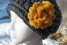 Crocheting / by Laura Hunt