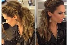 hair ideas / by Kristie Roig