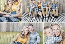 What to Wear Families / Color inspiration for families.