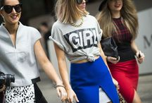 love la femme / Great streetstyle and designer looks. / by Pierre Parra