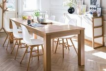 ★ DINING ROOMS / by Elina P.