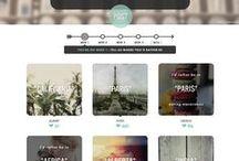 'Round the Net / Some web designs that pique my interest