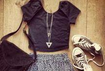 Fashion-y stuff / My style in depth, and nail designs :) / by Maricella Garcia