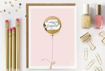 Wedding & party invitations