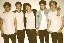 One Direction <3 / by Kiana Rodriguez