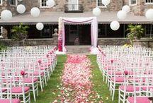 Wedding || Ceremony, arbors & altars