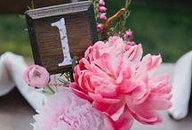 Wedding || Table Numbers