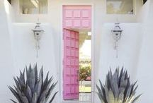 Palm Springs + Flamingoes / by Fig. 2 Design Studio