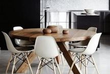 HOME // Dining Room / by Fig. 2 Design Studio