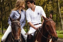 March/April '13 Cover Shoot Inspiration: Equestrian Chic / by VIE Magazine