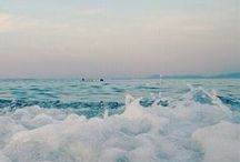 sun. salt. sand. & surf. / by Cree Nix