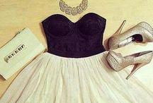 Dresses / by Ellen-Andrea Tilrum