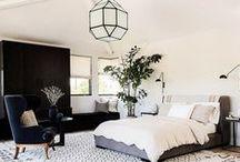 HOME // Master Bedroom / by Fig. 2 Design Studio